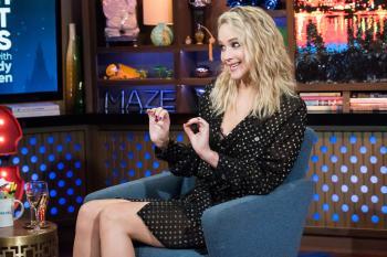 Jennifer Lawrence  'Watch What Happens Live 33