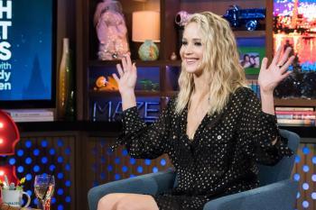 Jennifer Lawrence  'Watch What Happens Live 36