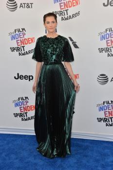 Allison Williams  33rd Film Independent Spirit 3