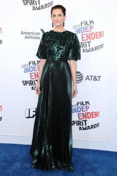 Allison Williams  33rd Film Independent Spirit 7