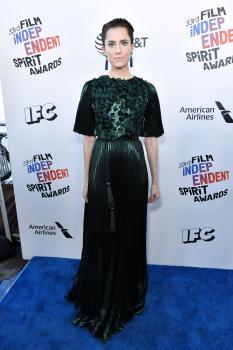 Allison Williams  33rd Film Independent Spirit 9