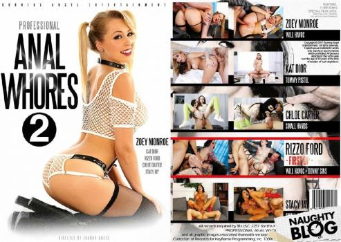 Professional Anal Whores # 2