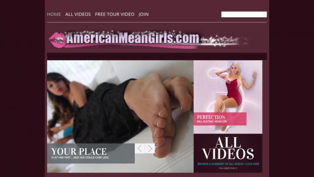 AmericanMeanGirls - SiteRip