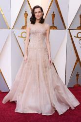 Allison Williams The 90th Annual Academy Awards 1