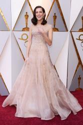Allison Williams The 90th Annual Academy Awards 5