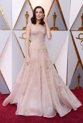 Allison Williams The 90th Annual Academy Awards 7