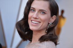 Allison Williams The 90th Annual Academy Awards 11