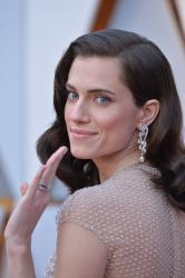 Allison Williams The 90th Annual Academy Awards 13