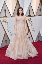 Allison Williams The 90th Annual Academy Awards 15