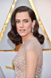 Allison Williams The 90th Annual Academy Awards 16
