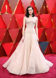 Allison Williams The 90th Annual Academy Awards 18