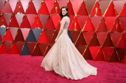 Allison Williams The 90th Annual Academy Awards 19