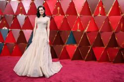 Allison Williams The 90th Annual Academy Awards 20