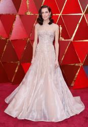Allison Williams The 90th Annual Academy Awards 25