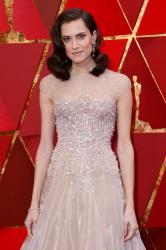 Allison Williams The 90th Annual Academy Awards 26