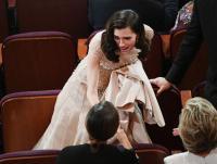 Allison Williams The 90th Annual Academy Awards 64