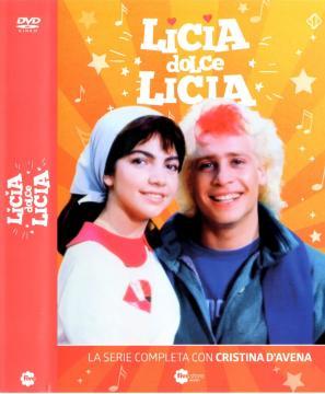 Licia dolce Licia (1987) 4 DVD9 COPIA 1:1 ITA
