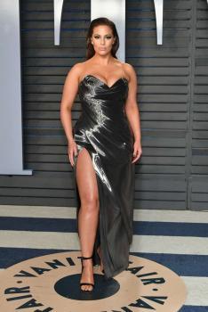 Ashley Graham  2018 Vanity Fair Oscar 1