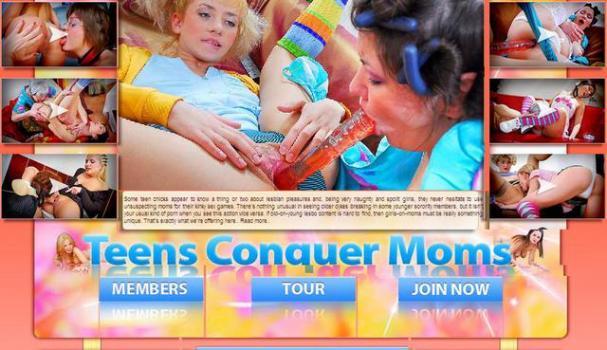 TeensConquerMoms - SiteRip