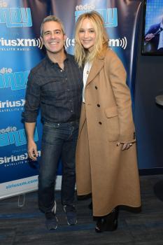 Jennifer Lawrence at Sirius XM Studios in 1