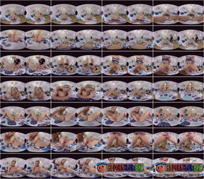 CzechVRFetish.com/CzechVR.com – Chrissy Fox, Licky Lex – Escapee's Escapades [FullHD 1920p]