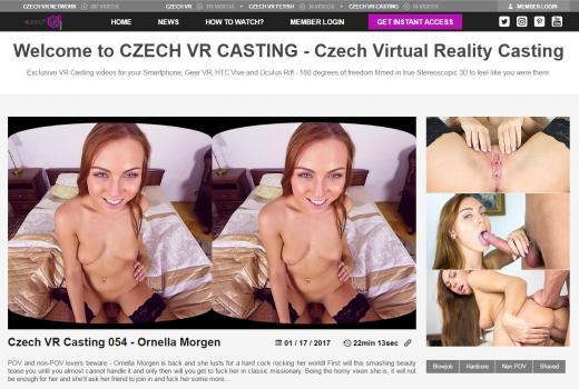 CzechVRCasting - SiteRip
