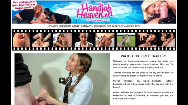 HandJobHeaven - SiteRip