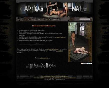 CaptiveMale SiteRip