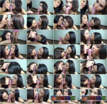 Clips4sale.com – Cindy Hope, Madlin Moon – K Two Teasing Tongues 14 [FullHD 1080p]