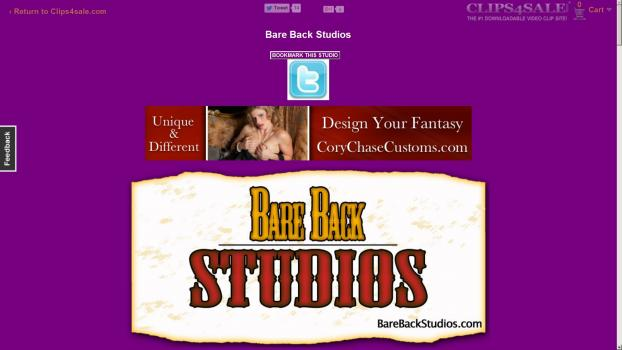 BareBackStudios - SiteRip