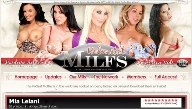 UnlimitedMilfs - SiteRip