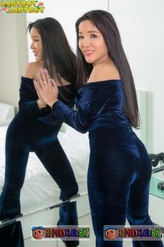 LadyBoyLadyBoy.com – Nadia – Beautiful Nadia Returns [HD 720p]