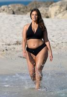 Ashley Graham  Models bikinis on a 129