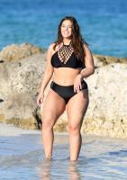 Ashley Graham  Models bikinis on a 189