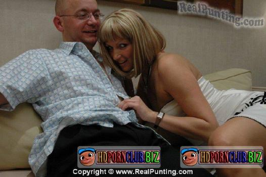 RealPunting.com – Amateurs – Kleo of London, Part 1 [HD 720p]