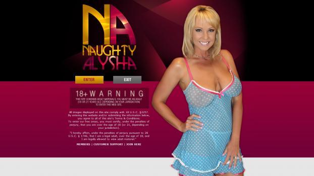 NaughtyAlysha - SiteRip
