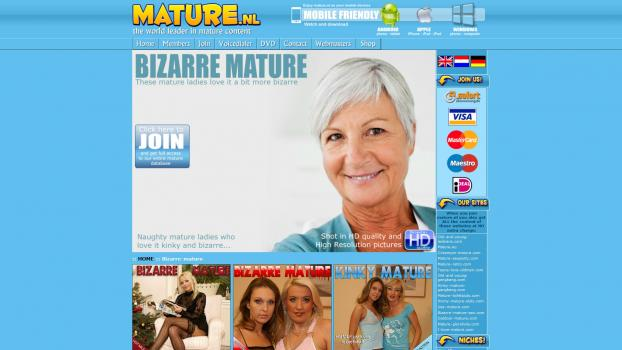 Bizarre-Mature-Sex - SiteRip