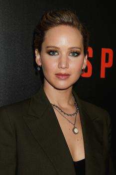 Jennifer Lawrence  'Red Sparrow' Screening in 1