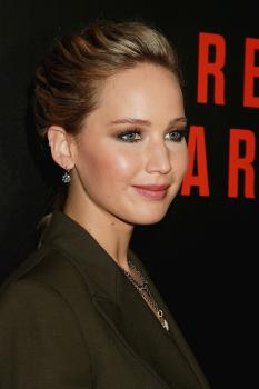 Jennifer Lawrence  'Red Sparrow' Screening in 2