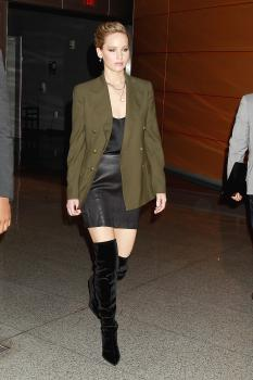 Jennifer Lawrence  'Red Sparrow' Screening in 6