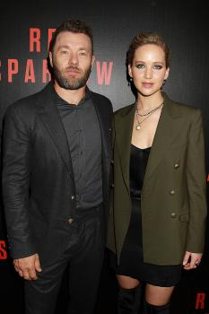 Jennifer Lawrence  'Red Sparrow' Screening in 15