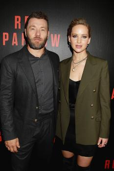 Jennifer Lawrence  'Red Sparrow' Screening in 16