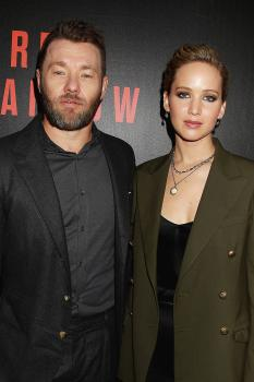 Jennifer Lawrence  'Red Sparrow' Screening in 18