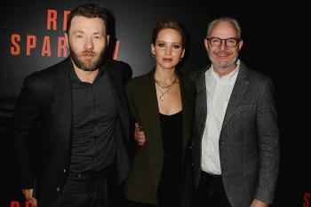 Jennifer Lawrence  'Red Sparrow' Screening in 19