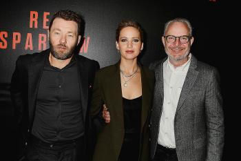 Jennifer Lawrence  'Red Sparrow' Screening in 20