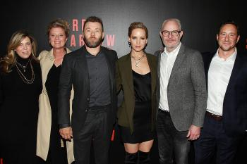 Jennifer Lawrence  'Red Sparrow' Screening in 21